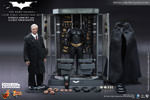 Hot Toys Batman Armory with Alfred Pennyworth Sixth Scale Figure