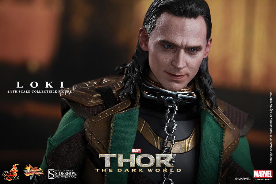 Toys Figures Figure Hot Toys Loki