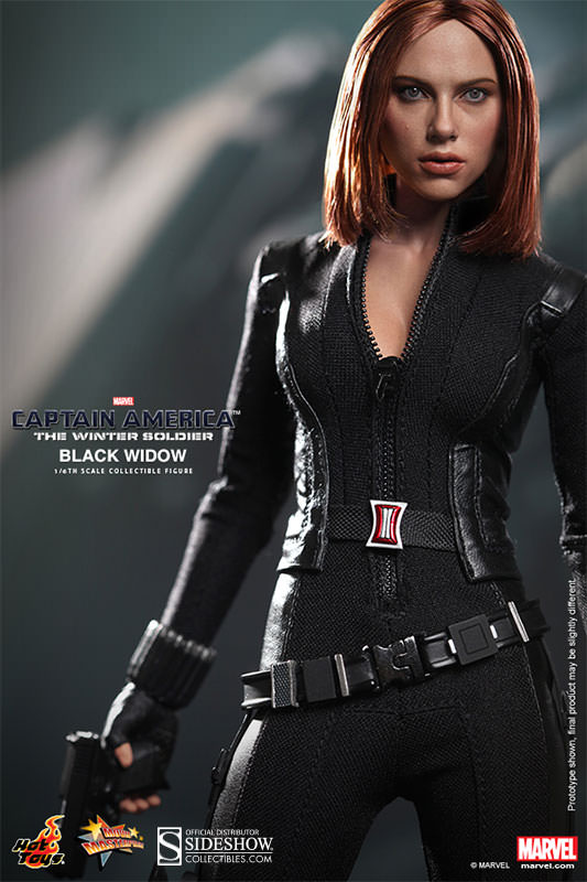 Black Widow   Sideshow Collectibles