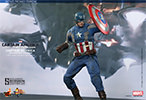 Hot Toys Captain America Sixth Scale Figure