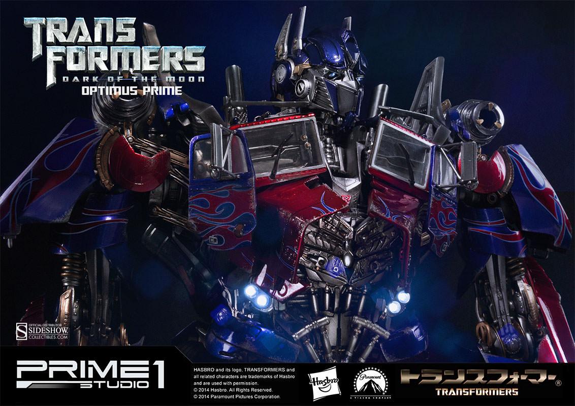 transformers optimus prime statueprime 1 studio   sideshow