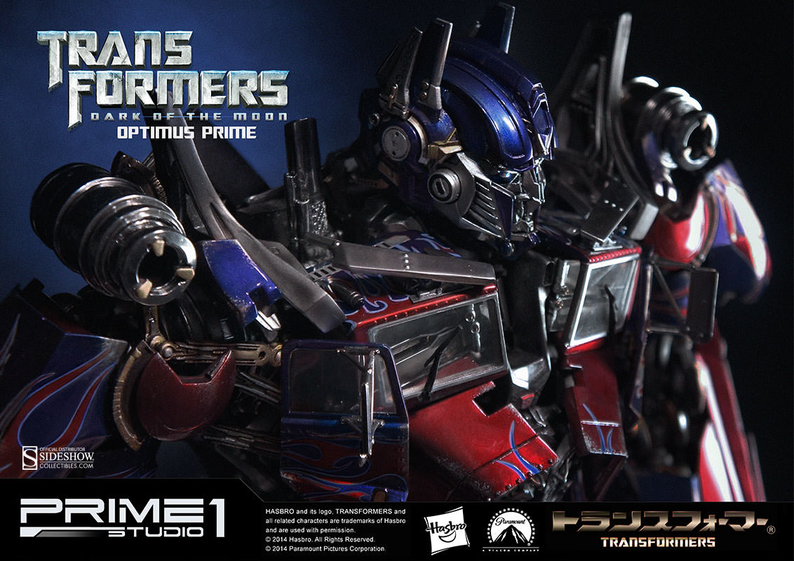 Transformers Optimus Prime Statue by Prime 1 Studio ...
