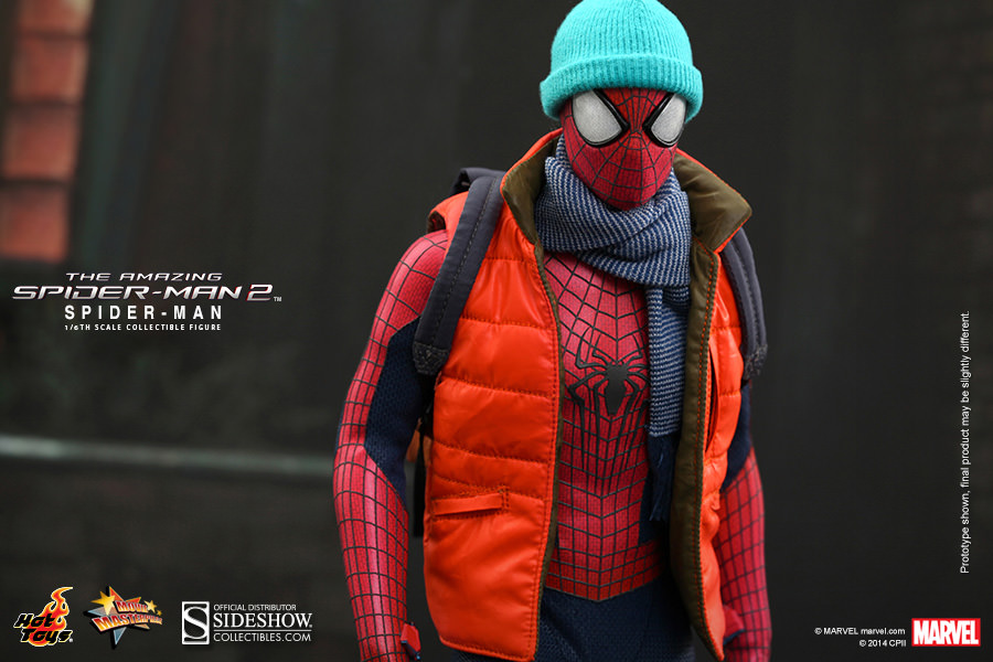 The amazing spider man toys - photo#18