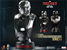 Hot Toys Iron Man Mark 22 - Hot Rod Collectible Bust