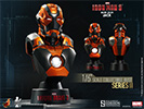 Hot Toys Iron Man Mark 28 - Jack Collectible Bust