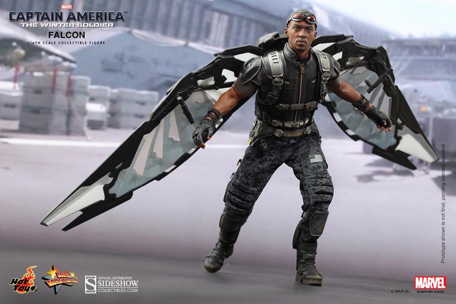 Marvel Falcon Sixth Scale Figure - 106.8KB