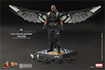 Hot Toys Falcon Sixth Scale Figure