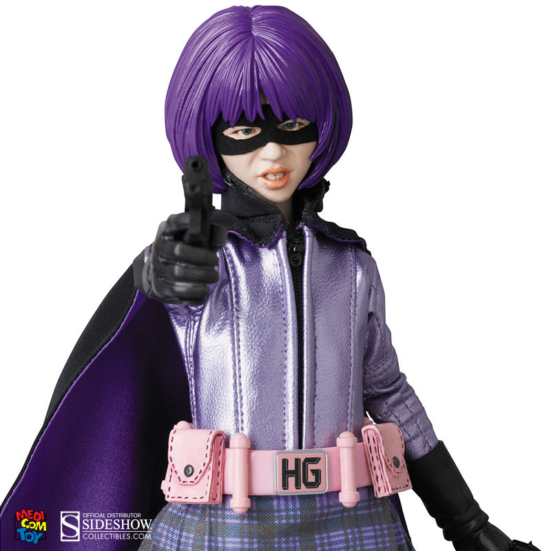 1/6 Scale Kick Ass P002 Purple Girl Action Figure by Play