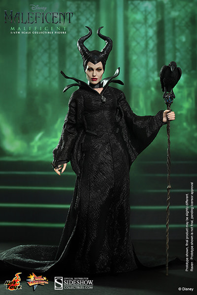 Disney Maleficent Sixth Scale Figure by Hot Toys ...