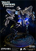 Starscream Polystone Statue