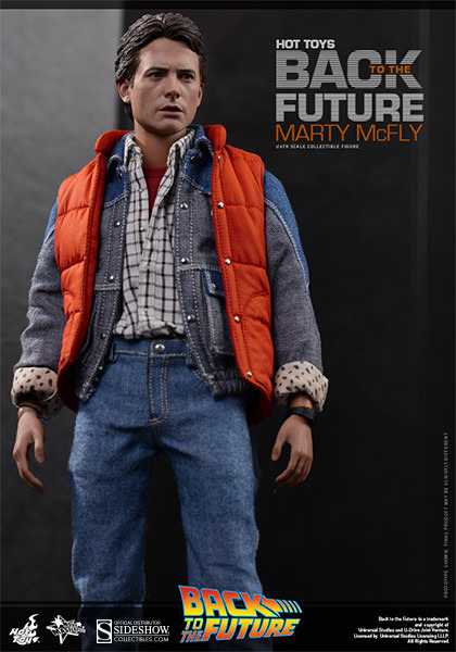 Back to the Future Mar...