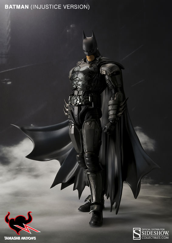 Toys For Injustice : Dc comics batman injustice version collectible figure by