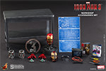 Hot Toys Iron Man Workshop Accessories Collectible Set
