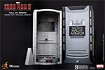 Hot Toys Hall of Armor (House Party Protocol Version) Sixth Scale Figure Environment