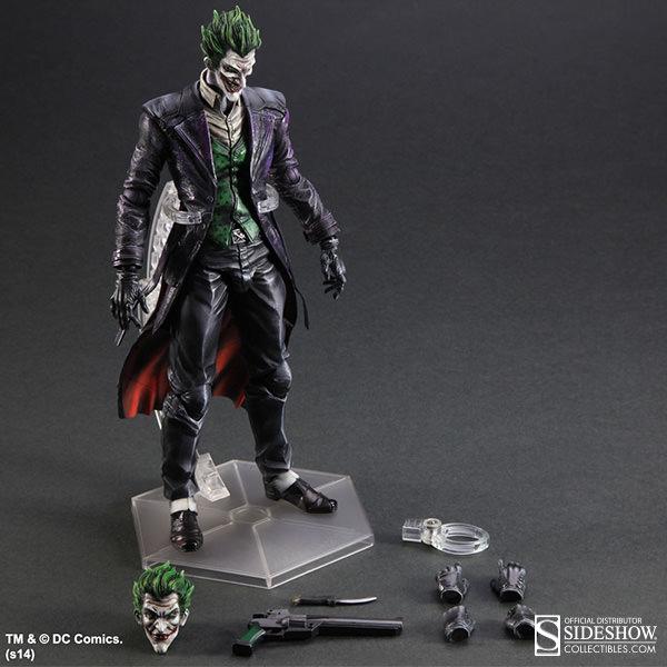 DC Comics The Joker - Arkham Origins Collectible Figure by ...