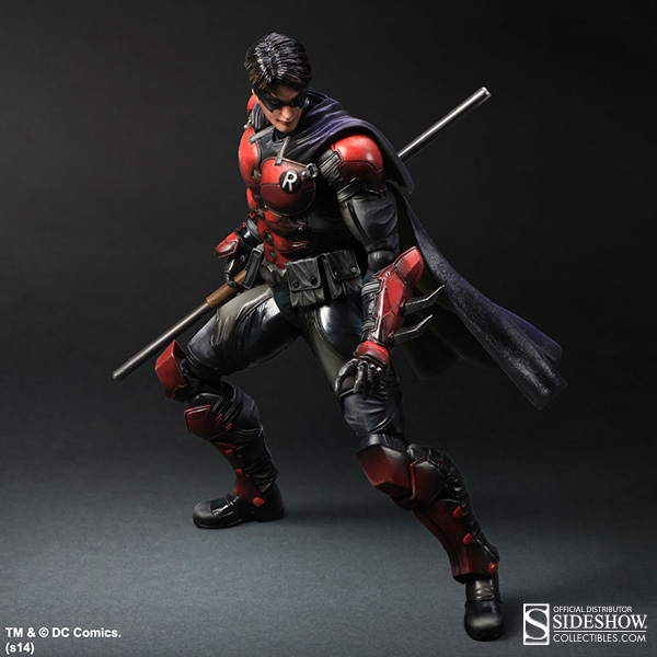 DC Comics Robin - Arkham Origins Collectible Figure by ...