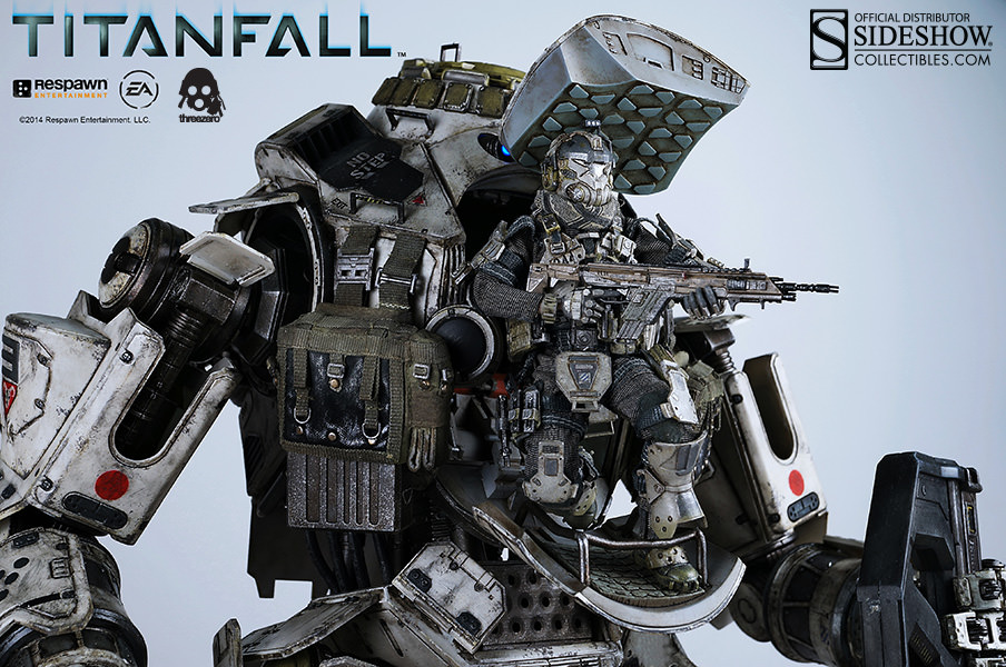 titanfall atlas titanfall collectible figure by