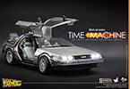 Hot Toys DeLorean  Sixth Scale Figure Related Product