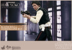 Hot Toys Han Solo Sixth Scale Figure