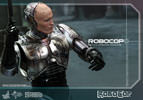 Hot Toys Robocop Battle Damaged Version & Alex Murphy Sixth Scale Figure