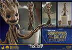 Hot Toys Little Groot Quarter Scale Figure
