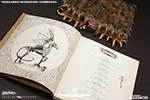 The Monster Book of Monsters  Official Film Prop Replica