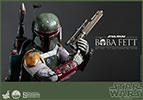 Hot Toys Boba Fett Quarter Scale Figure