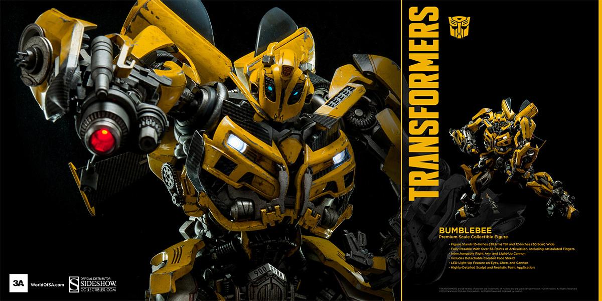 Transformers Transformers Bumblebee Premium Scale