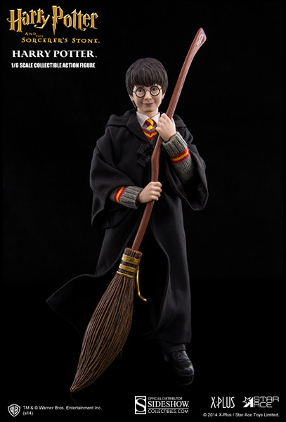 harry potter harry potter sixth scale figure by star ace
