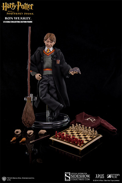 Harry Potter Ron Weasley Sixth Scale Figure By Star Ace