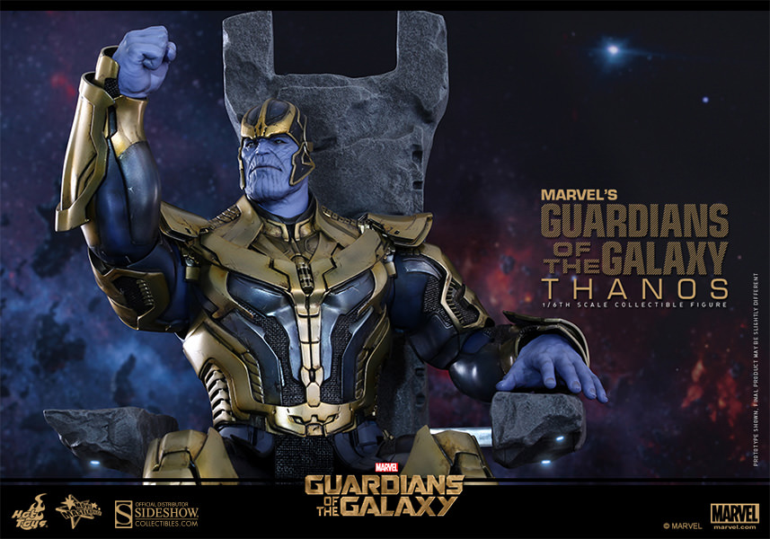 Marvel Thanos Sixth Scale Figure by Hot Toys | Sideshow