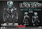 Hot Toys Ultron Sentry Version A - Artist Mix Collectible Figure