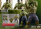 Hot Toys Hulk Deluxe Sixth Scale Figure