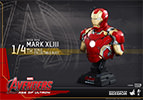 Hot Toys Iron Man Mark XLIII Quarter Scale Collectible Bust