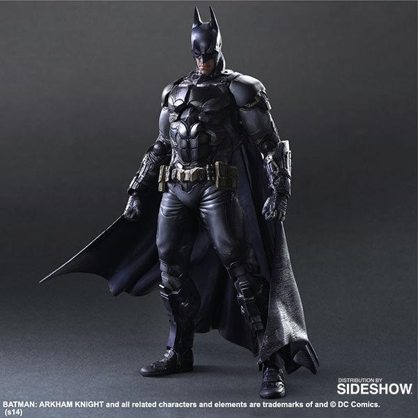 DC Comics Batman Arkham Knight Collectible Figure by ...