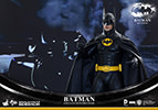 Hot Toys Batman and Bruce Wayne Sixth Scale Figure