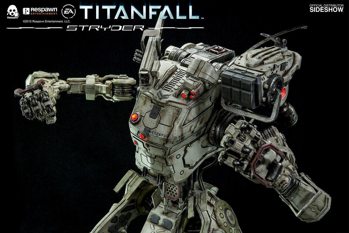 Titanfall IMC Stryder Collectible Figure by Threezero