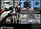 Hot Toys Sandtrooper Sixth Scale Figure