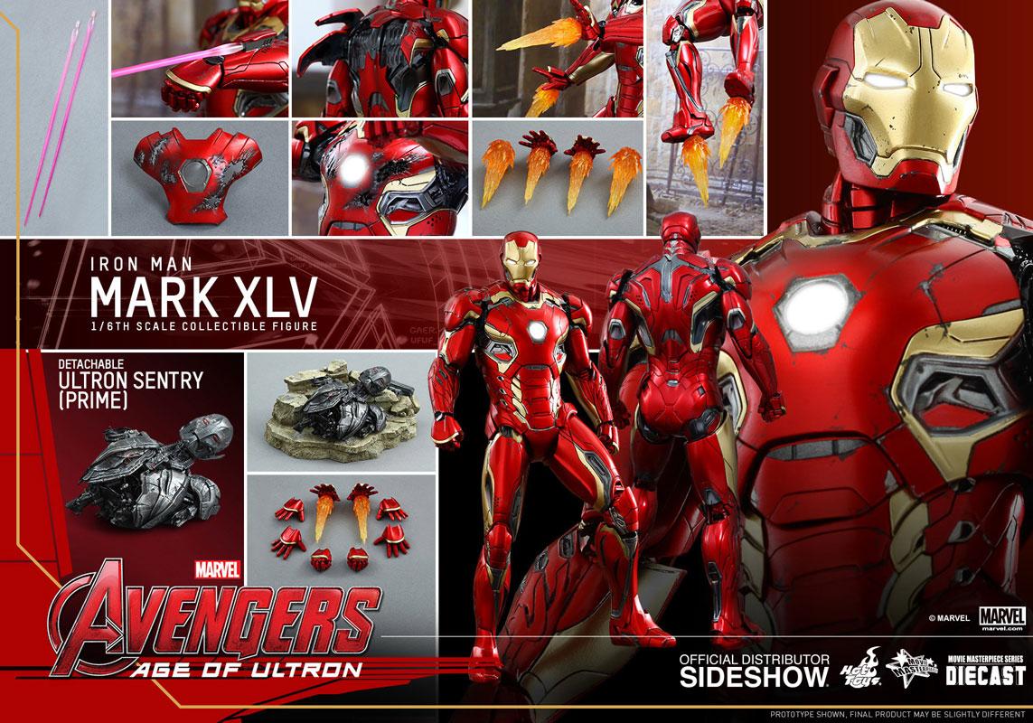 Mark XLV Sideshow Collectibles