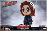 Hot Toys Black Widow Vinyl Collectible