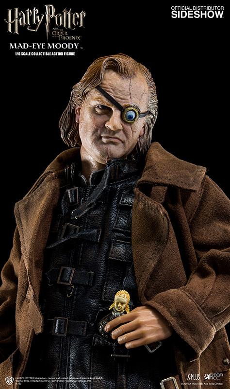 Harry Potter Alastor Mad Eye Moody Sixth Scale Figure by ...