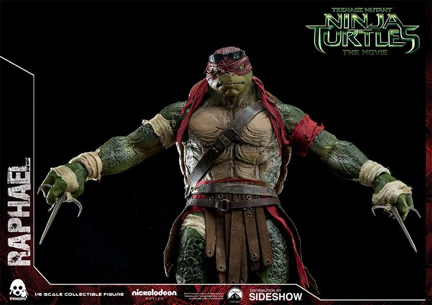 TMNT Raphael Sixth Scale Figure by Threezero | Sideshow ...