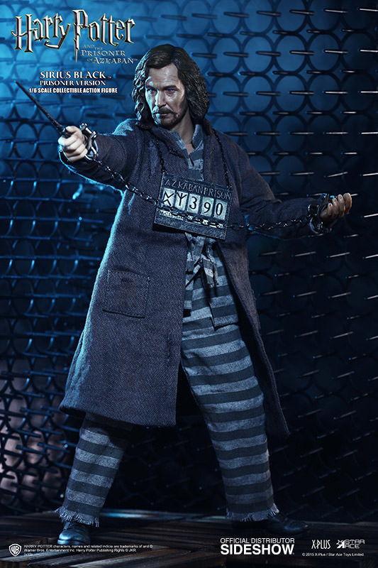Harry Potter Sirius Black Prisoner Version Sixth Scale Figur Sideshow Collectibles