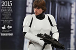 Hot Toys Luke Skywalker Stormtrooper Disguise Version Sixth Scale Figure