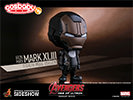 Hot Toys Iron Man Mark XLIII Stealth Mode Version Collectible Figure