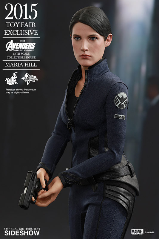 Maria Hill Avengers