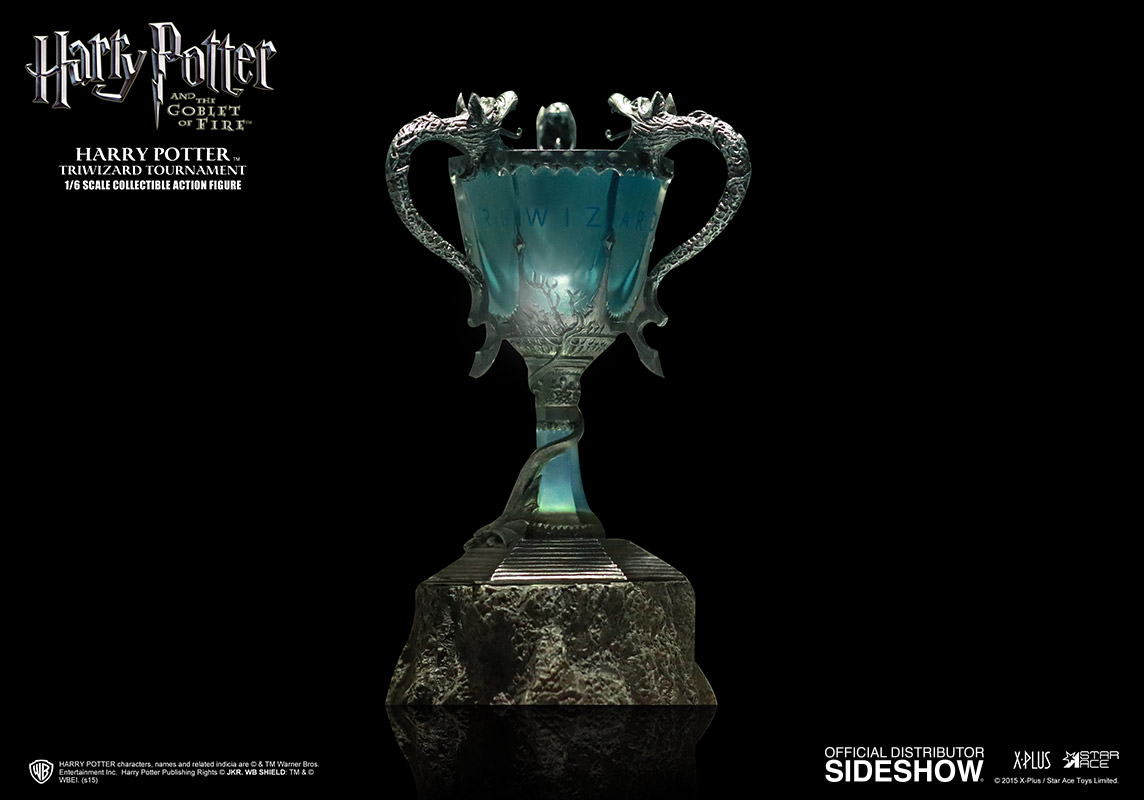 ... Harry Potter Triwizard Tournament Version Sixth Scale Figure
