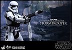 Hot Toys First Order Heavy Gunner Stormtrooper Sixth Scale Figure