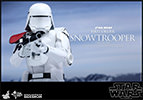 Hot Toys First Order Snowtrooper Officer Sixth Scale Figure