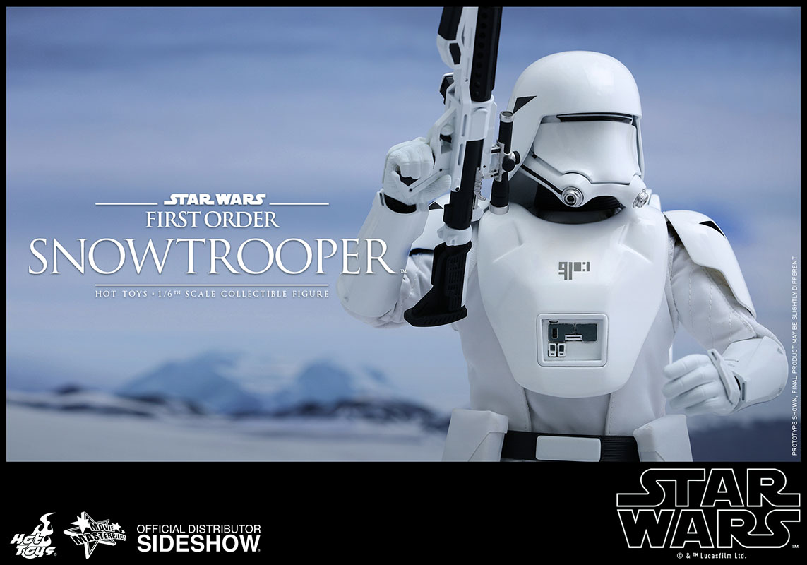 star wars first order snowtroopers sixth scale figure set by sideshow collectibles. Black Bedroom Furniture Sets. Home Design Ideas